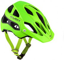 Rudy Project Protera Lime Fluo / Black Matte Visor-free Pads-bug Stop Incl.
