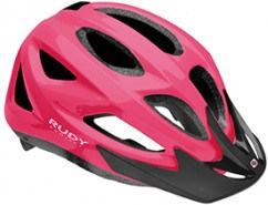 """Rudy Project Rocky Pink (shiny) M 52-57 / 205-225"""" With Visor"""