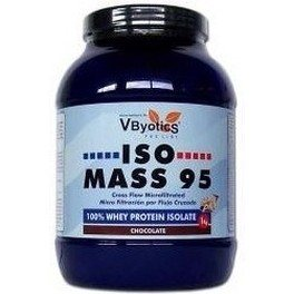 Vbyotic Iso Mass 95 (Sabor Chocolate) 1000 Grs. Polvo