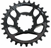 Msc Plato Direct Mount Sram Bb30 28t Negro 0º Negro