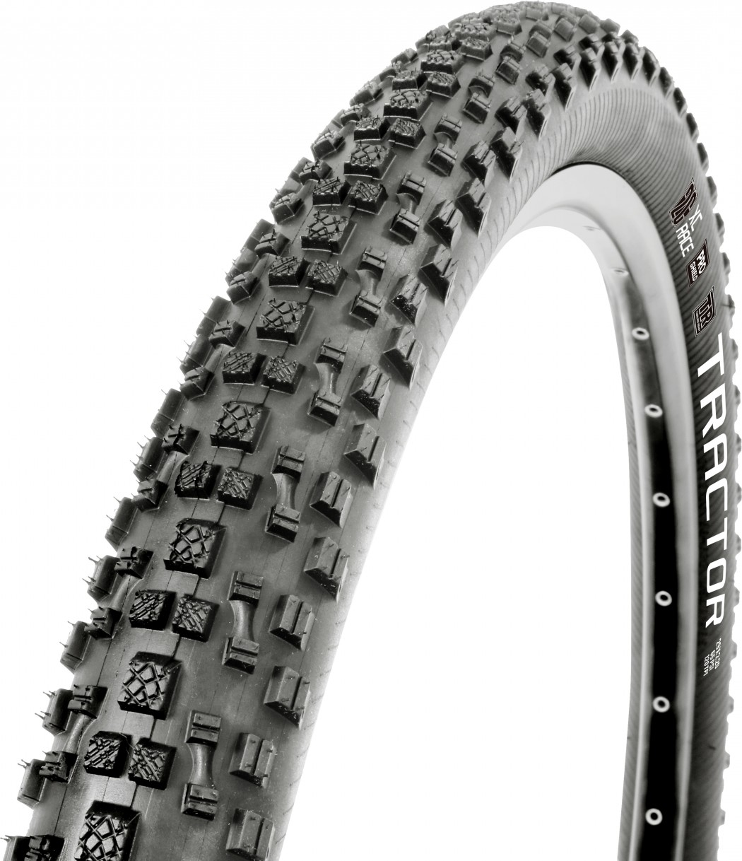 Msc Tractor 29x2.20 Tlr 2c Xc Race Black 120 Tpi