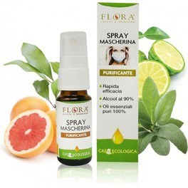 Flora Spray Purificador Mascarillas 100 Ml