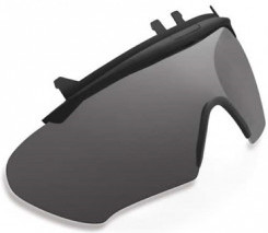 Rudy Project Boost 01 Removable Optical Shield Smoke