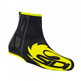 Sidi Cubre-zapatillas Tunnel Winter Amarillo/negro