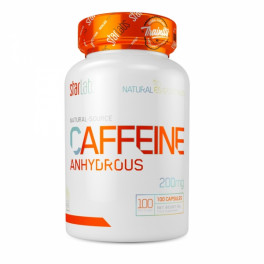 Starlabs Nutrition Caffeine 100 Caps