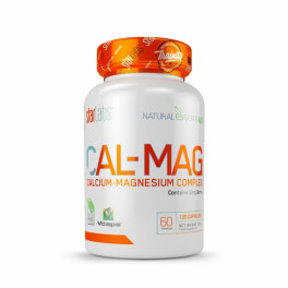 Starlabs Nutrition Cal-mag 120 Caps