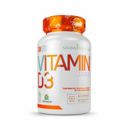Starlabs Nutrition Vitamin D3 60 Caps