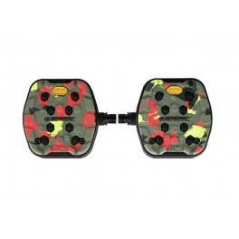 Look Pedal Trail Grip Camo