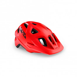 Met Casco Echo Rojo Mate