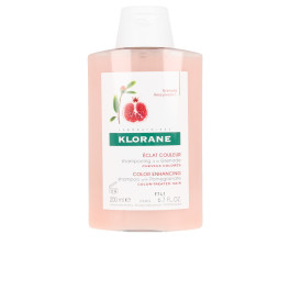 Klorane Color Radiance Shampoo With Pomegranate 200 Ml Unisex