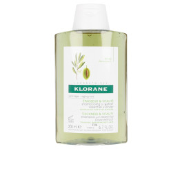 Klorane Thickness&vitality Shampoo Essential Olive Extract 200 Ml Unisex