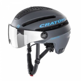 Cratoni Casco Commuter Pedelec Gris