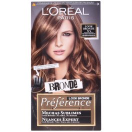 L'oreal Preference Mechas Sublimes 004-brown To Light Blonde Unisex