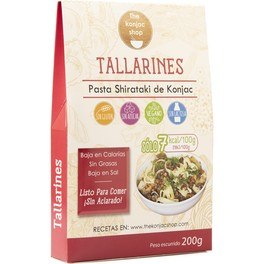 The Konjac Shop Tallarines De Konjac 200 G