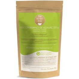 The Konjac Shop Harina Glucomanano 250 G