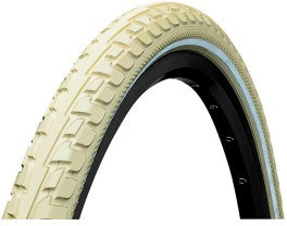Continental Cubierta Ride Tour Cream/cream Rigida - 700x35c