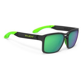 Rudy Project Spinair 57 Water Sports Crystal Graphite Polar 3fx Hdr Multilaser Green