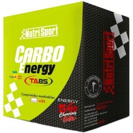 Nutrisport Carbo Energy Tabs 8 packs x 4 comp