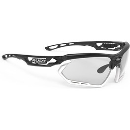 Rudy Project Fotonyk Crystal Graphite  /  Bumpers White  Impactx™ Photochromic 2black