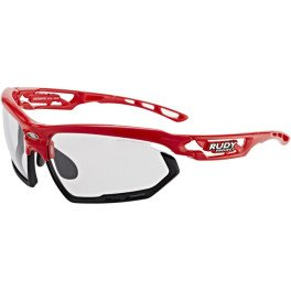 Rudy Project Fotonyk Fire Red Gloss / Bumpers Black Impactx™ Photochromic 2black