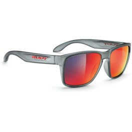 Rudy Project Spinhawk Frozen Ash Multilaser Red