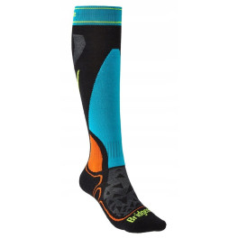 Bridgedale Ski Junior Racer Negro/multi