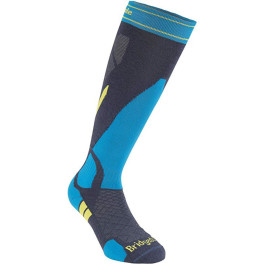 Bridgedale Ski Lw Mens Azul/multi