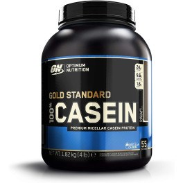 Optimum Nutrition Proteína On 100% Casein Gold Standard 4 Lbs (1,82 kg)