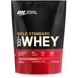 Optimum Nutrition Proteína On 100% Whey Gold Standard 10 Lbs (4,5 Kg)