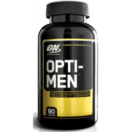 Optimum Nutrition Proteína On Opti-Men 180 tabs