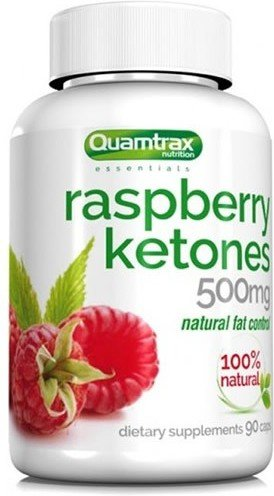 Quamtrax Essentials Raspberry Ketones 500 mg 90 caps