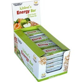 Victory Endurance Nature´s Energy Bar 24 barritas x 60 gr (Barrita Doble Avena y Fruta)