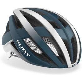 Rudy Project Venger Road Pacific Blue - White  (matte) Free Pads + Bug Stop Incl.