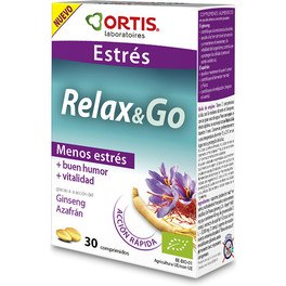 Ortis Relax & Go 30 Comp