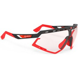 Rudy Project Defender Black Matte / Red Fluo Impactx™ Photochromic 2red