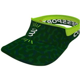Compressport Visor Ultralight - Camo Neon 2020 Verde