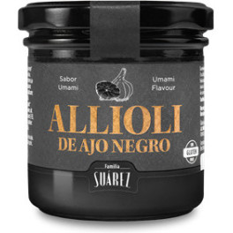 F Suarez Allioli Ajo Negro Black Allium 135g