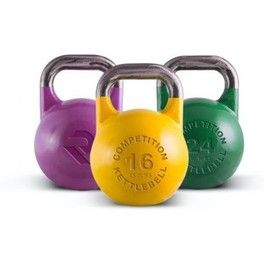 Ruster Color Competition Kettlebell 12 Kg