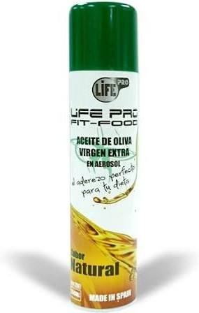 Life Pro Fit Food Aceite Spray Natural 250 ml