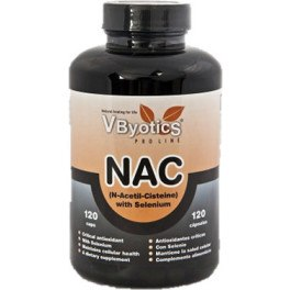 Vbyotic Nac Formula 180 Caps X 828 Mg