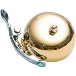 SUZU Bell w/ Steel Band Mount color: gold