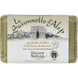 Douce Nature Pastilla Jabon Alepo 12% Laurel Douce Nature 100 G