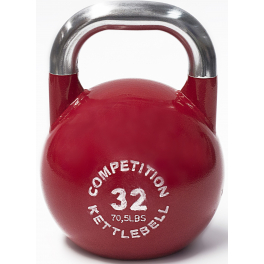 Ruster Color Competition Kettlebell 32 Kg