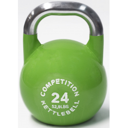 Ruster Color Competition Kettlebell 24 Kg