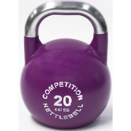 Ruster Color Competition Kettlebell 20 Kg