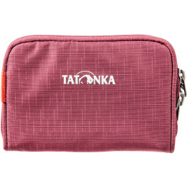 Tatonka Big Plain Wallet Billetero Rojo Burdeos