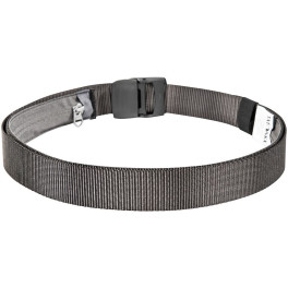 Tatonka Travel Waistbelt 30 Mm Cinturón Billetero Titan Grey