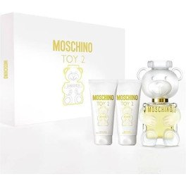 Moschino Toy 2 Lote 3 Piezas Mujer