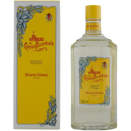 Alvarez Gomez Agua De Colonia Concentrada Concentrated Edc 750 Ml Unisex