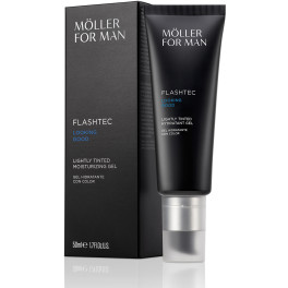 Anne Moller Pour Homme Looking Good Lightly Tinted Moisturized Gel 50 Ml Hombre